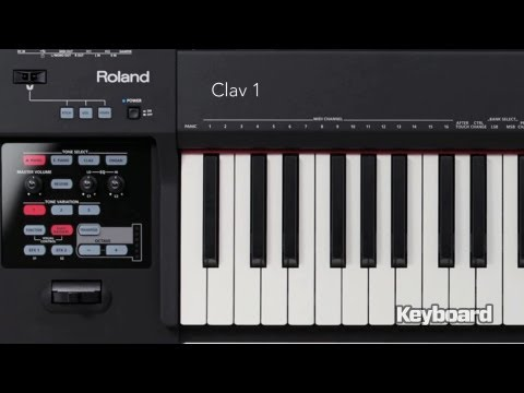 Roland RD-64 Stage Piano First Look