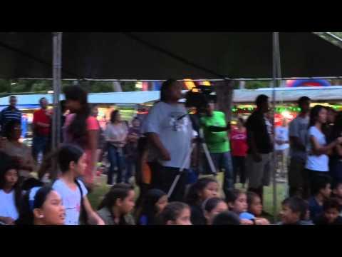 Girl on Fire by Bernice Shane 8 yo @ Tinian Fiesta Sing Contest 2015
