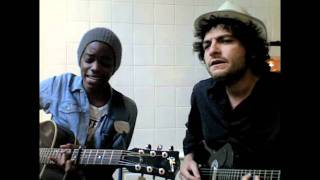 Irma & Matthieu Chedid- Rolling in the deep (cover)