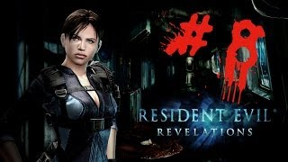 Resident Evil Revelations Walkthrough Part 8 - Let