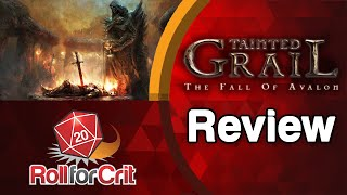 Tainted Grail: The Fall of Avalon Review | Roll For Crit
