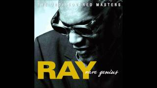 Ray Charles- It Hurts To Be In Love