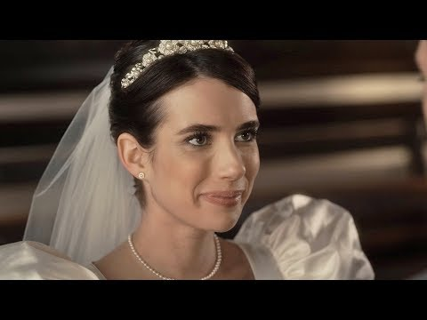 Emma Roberts | AHS 1984 Wedding Scene [1080p]