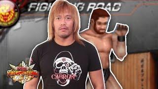 THE NEWCOMER! GRADUATING THE NJPW DOJO!! | Fire Pro Wrestling World Fighting Road - Part 2 (PS4 Pro)