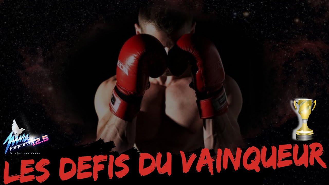 LES DEFIS DU VAINQUEUR 1.0