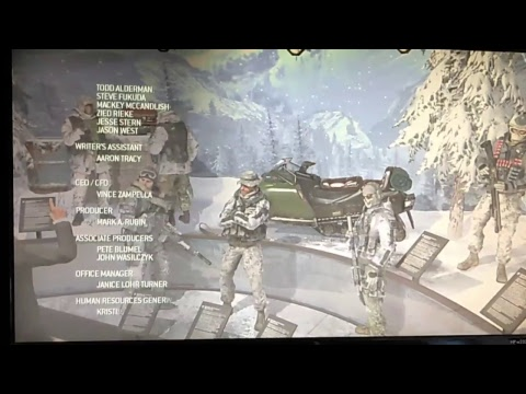 every call of duty campaign (the ones i own) part 5