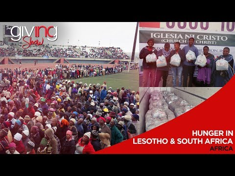 Hunger in Lesotho and South Africa | INC Giving