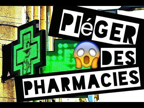 PIÈGER DES PHARMACIES (TROLL #1) - L'insolent