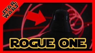 Пасхалки трейлера: Звёздные войны: Изгой-один / Rogue One: A Star Wars Story