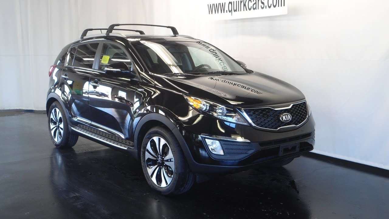 2013 kia sportage ex fwd 720p hd youtube. Black Bedroom Furniture Sets. Home Design Ideas