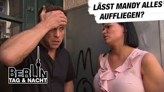 Berlin - Tag & Nacht - Fliegt Bastis Seitensprung auf? #1503 - RTL II