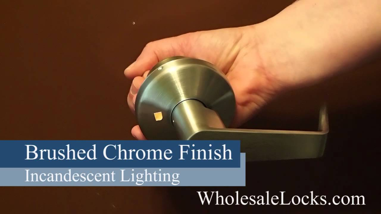 Brushed Chrome Finish VS Satin Nickel Finish - YouTube