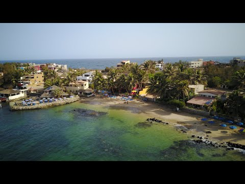 Dakar Aerial Views (Senegal)