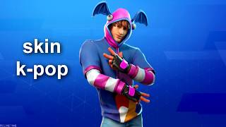 * NEW * SKIN Q-POP AND SCENARIO 2.0 IN THE STORE!? (Concept) FORTNITE BATTLE ROYALE ...