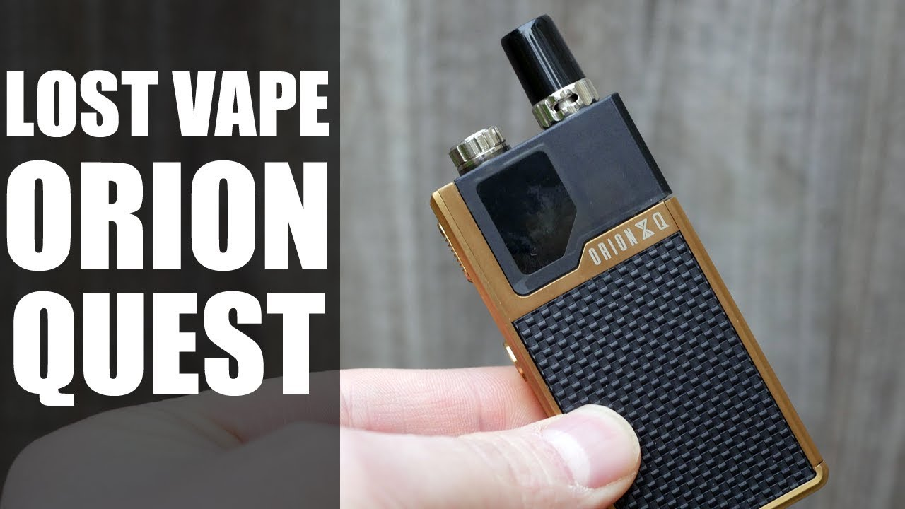 Orion Q from Lost Vape