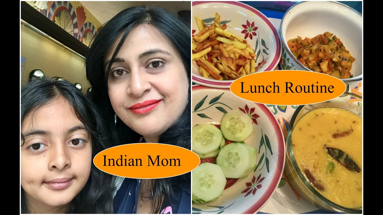 Indian daily lunch routine indian mom lunch routine for Simple living mom