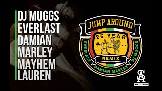 Video JUMP AROUND (25 YEAR REMIX) - DJ MUGGS FEAT. DAMIAN MARLEY, EVERLAST & MEYHEM LAUREN download MP3, 3GP, MP4, WEBM, AVI, FLV Maret 2018