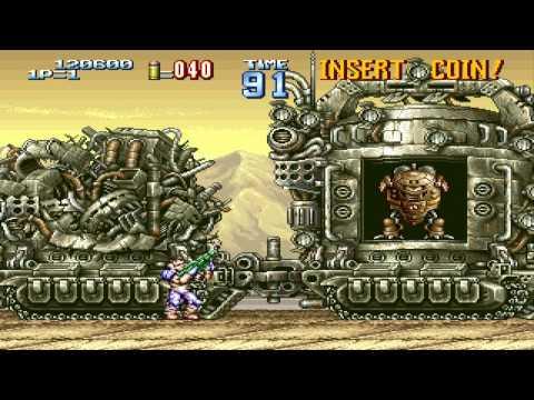 GunForce 2 MAME Arcade No Deaths
