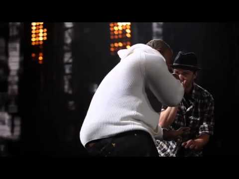 Timbaland Justin Timberlake (Chop Me Up & Give It To Me) Live HD