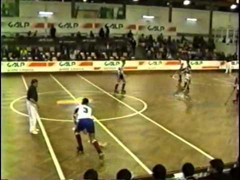 Rink-hockey Euro 1994 - France - Suisse