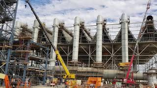 New Capital Power plants