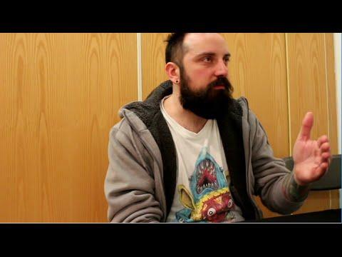 Interview Matteo Scalera - Paris Comics Expo 2016
