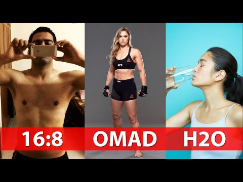 OMAD (One Meal A Day) Vs 16:8 Intermittent Fasting Vs Water Fasting