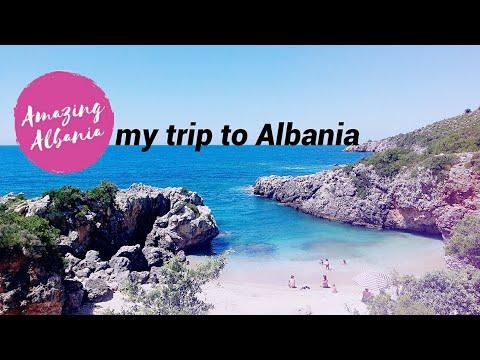 MY TRIP TO ALBANIA