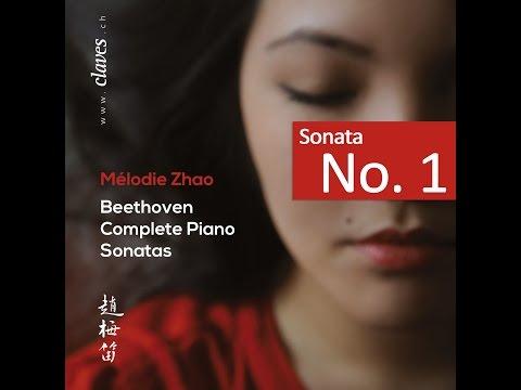 Mélodie Zhao - L.v. Beethoven: Complete Piano Sonatas / Sonata No. 1, Op. 2 No. 1