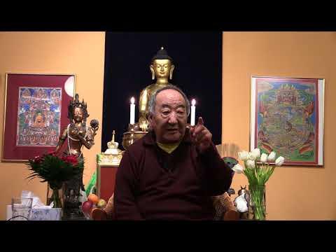 LamRim med Lakha Lama Rinpoche - part 1.