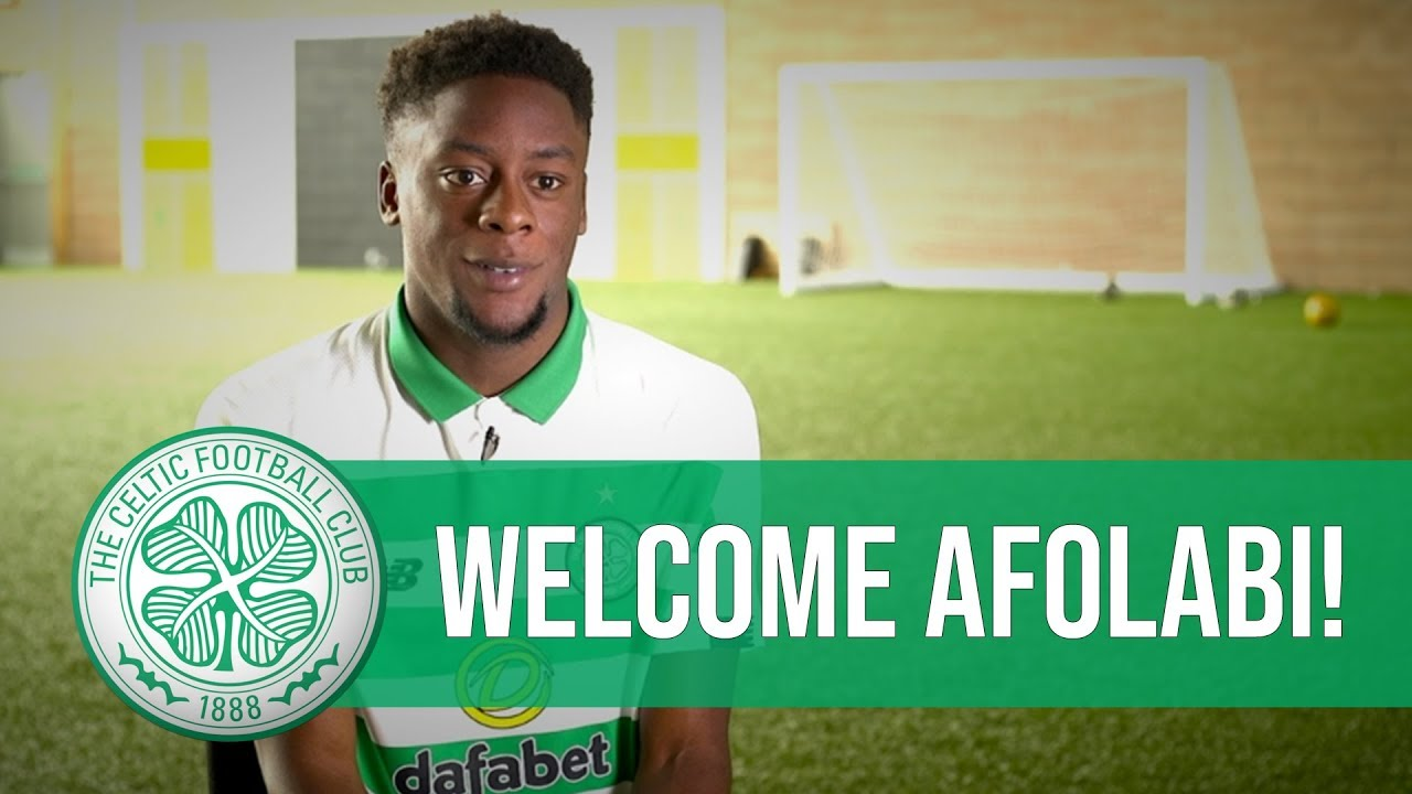 Download Welcome to Celtic, Jonathan Afolabi! 🍀⚪️
