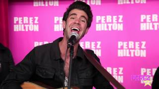 "American Authors - ""Best Day Of My Life"" (Acoustic Perez Hilton Performance)"