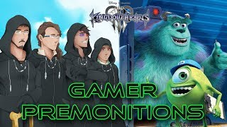 Gamer Premonitions: Kingdom Hearts 3 - Monsters Inc. [ep3]