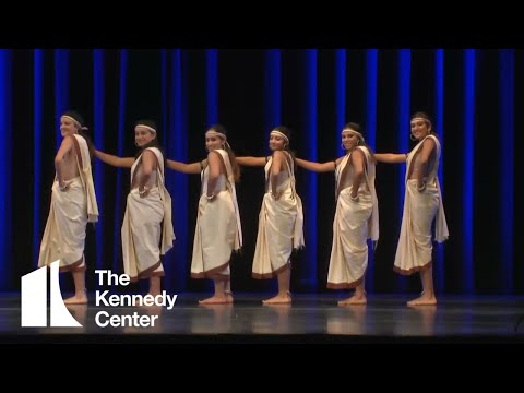 Folk Dances of India - Millennium Stage (August 14, 2016)