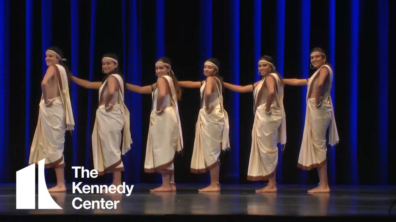 Folk Dances of India - Millennium Stage (August 14, 2016)