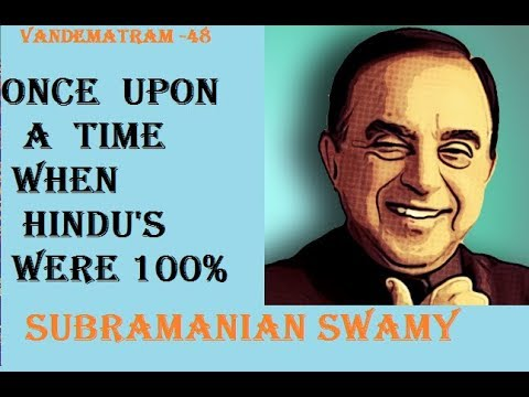 SUBRAMANIAN SWAMY ON WHY WEST NEEDED YOGA AND SANSKRIT