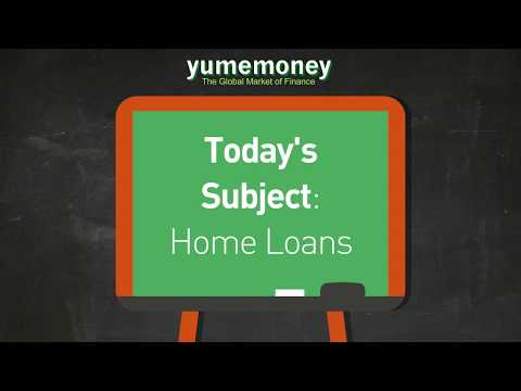 What interest can I get on a home loan?