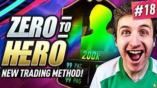 I GOT A 200K PLAYER!!! FIFA 19 ZERO TO HERO