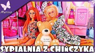Rodzinka Barbie #43 * SYPIALNIA Z CHIŃCZYKA - NOWA SZAFA * Bajka po polsku z lalkami