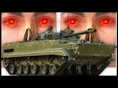 The BMP-3, Another Russian Light Tank || War Thunder Gameplay
