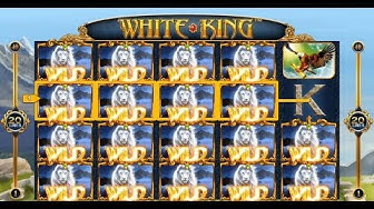 White King.William Hill casino.game slots