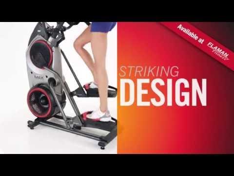 Bowflex Max Trainer M5 - Product Profile