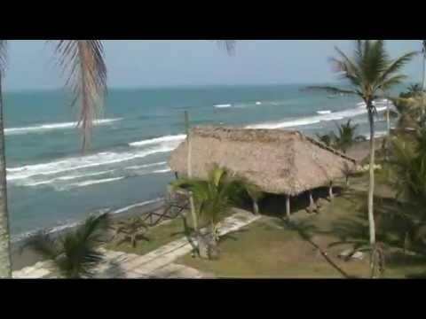 Costa esmeralda hotel y resort el palmar youtube for Casitas veracruz