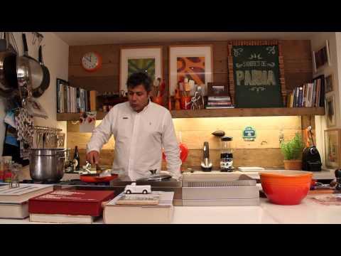 Parma Em Sua Casa: aprenda a fazer Fettuccine Alfredo com presunto italiano!