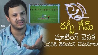 Untold Story of Sye Movie Rugby Game | SS Rajamouli | Ping Pong Surya Interview with Top Telugu TV