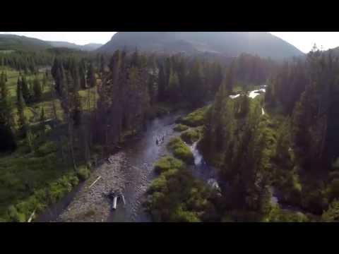Yellowstone Club Fly Fishing - Montana