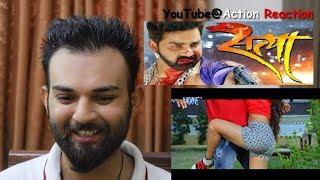 Pakistani Reacts | SATYA Trailer | Pawan Singh | Akshara | Superhit Bhojpuri Film