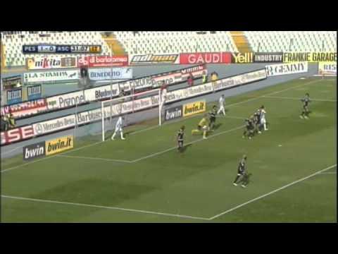 Pescara – Ascoli 4-1 Highlights Sky Sport [22/10/2011]