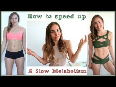 Why Your Metabolism Sucks and How To Fix It.