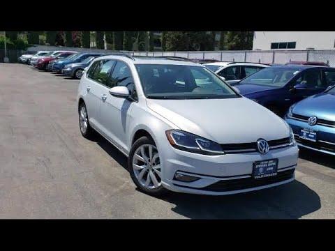 2019 Volkswagen Golf Sportwagen SE San Jose Sunnyvale Hayward Redwood City Cupertino